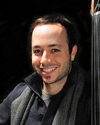Gabe Davis, special guest bassist for Jazz Combustion Uprising